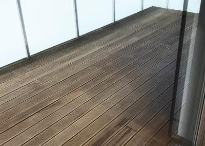 Bodenstudio Terrasse grundreinigen