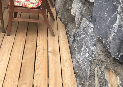 Bodenstudio Terrassenboden Lärche