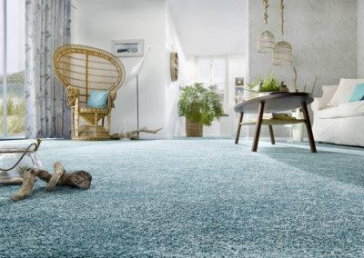 Teppichboden gelgt von Bodenleger Meister