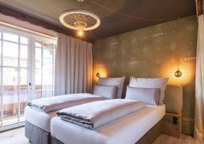 Bodenstudio - Hotel Sepp