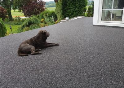 Steinteppich im außenbereich: Pflegeleicht und robust