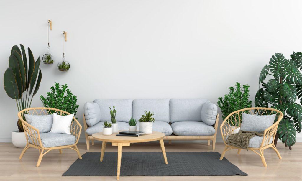 Möbel und Einrichtung nach Feng Shui