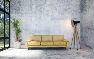 Beton: Weg von der Straße – Rein ins Wohnzimmer