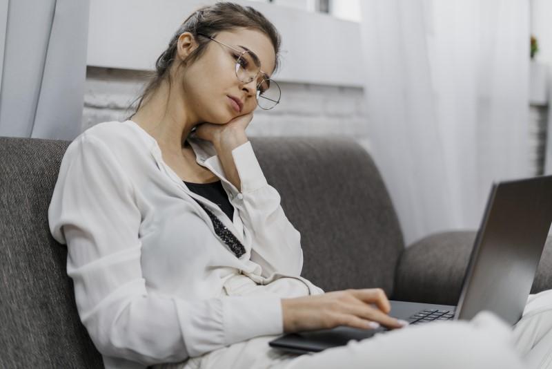 Tipps für das Home Office - Bürostuhl statt Couch