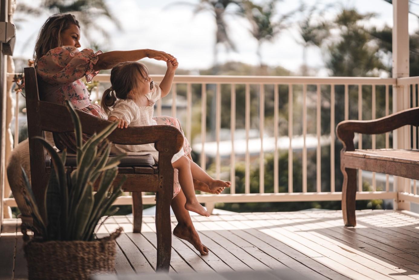 Bodenbeläge für Terrasse und Balkon