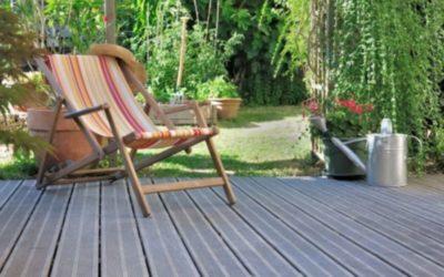 Terrasse und Balkon: Frühlingsfit in 3 Schritten